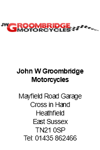 J Groombridge logo