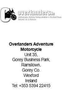 Overlanders logos