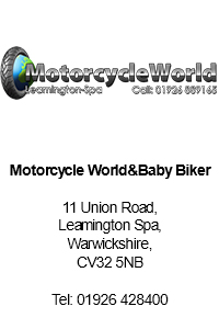 motorcycle World logo