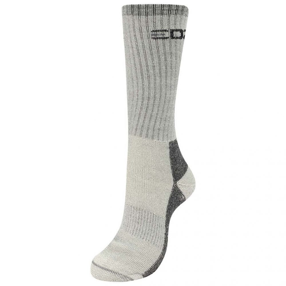 EDZ All Climate Merino Boot Socks Grey 4 Pack